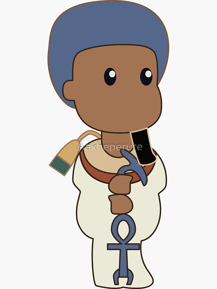 Tiny Ptah by Aakheperure