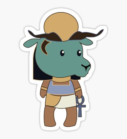 Tiny Khnum Sticker