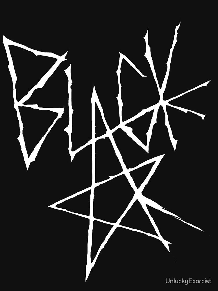 Soul eater - Black Star Signature (White) by UnluckyExorcist