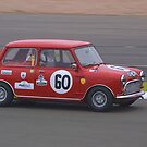 1965 Morris Mini Cooper S by Willie Jackson