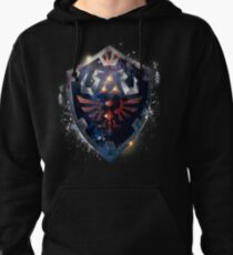 Shield the Legend Of Zelda Pullover Hoodie