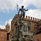 Postcard from Bologna by Elena Skvortsova
