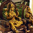 Lakshmi Ganesha Segen von Harsh  Malik