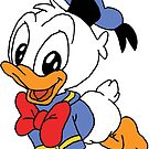 Baby Donald Duck by Emus
