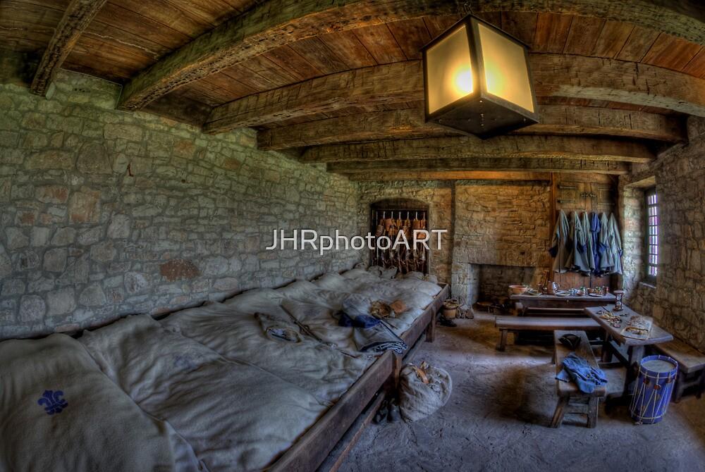 Sleeping Quarters by JHRphotoART