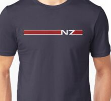 Mass Effect N7 Unisex T-Shirt