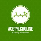 Neurotransmitter Series: Acetylcholine by Compound Interest