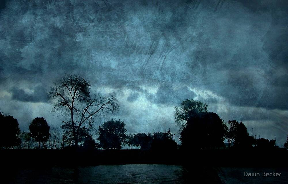 Stormy Weather © by Dawn Becker