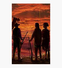 Outback Sunset by tasmanianartist for Karl May Friends Photographic Print