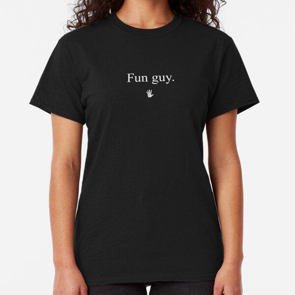Womens Funny T Shirt Douch Rude Adult Classic Birthday tshirt T-SHIRT
