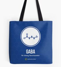 Neurotransmitter Series: GABA Tote Bag