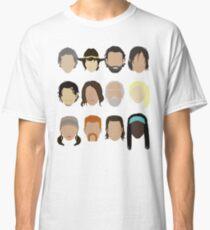 DIe laufenden Toten Classic T-Shirt
