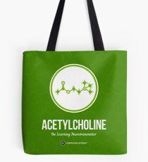 Neurotransmitter Series: Acetylcholine Tote Bag