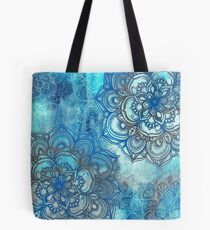 Lost in Blue - a daydream made visible Tote Bag
