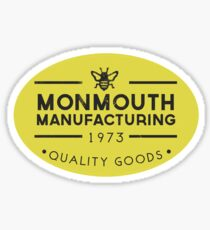 MONMOUTH Sticker