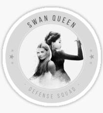 Swan Queen - defense squad -  Sticker