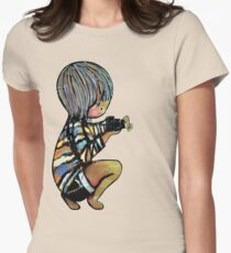 Smile baby macro photography T-Shirt