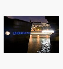 France - Paris 75004 Photographic Print