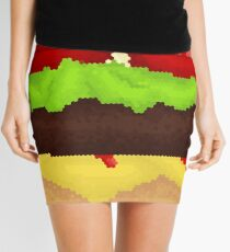You want fries with that? Mini Skirt