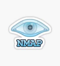 Tech - NMAP Logo Sticker