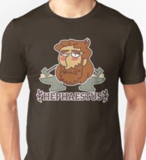 Camiseta unisex Holy Heads: Hephaestus