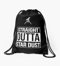 Mochila de cuerdas Straight Outta Star Dust