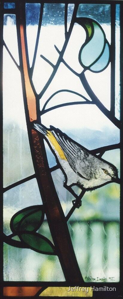 Birds of a Feather by Jeffrey Hamilton