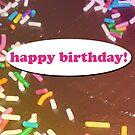 Card: Birthday by amak