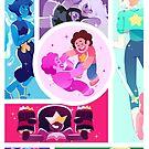 Crystal Gems 2.0 by Anushbanush