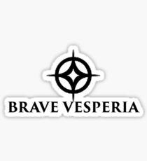 Brave Vesperia Sticker