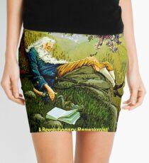 Rip Van Winkle Chronicles Mini Skirt