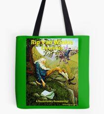 Rip Van Winkle Chronicles Tote Bag