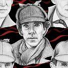 Sherlocks X by ShorelineSally