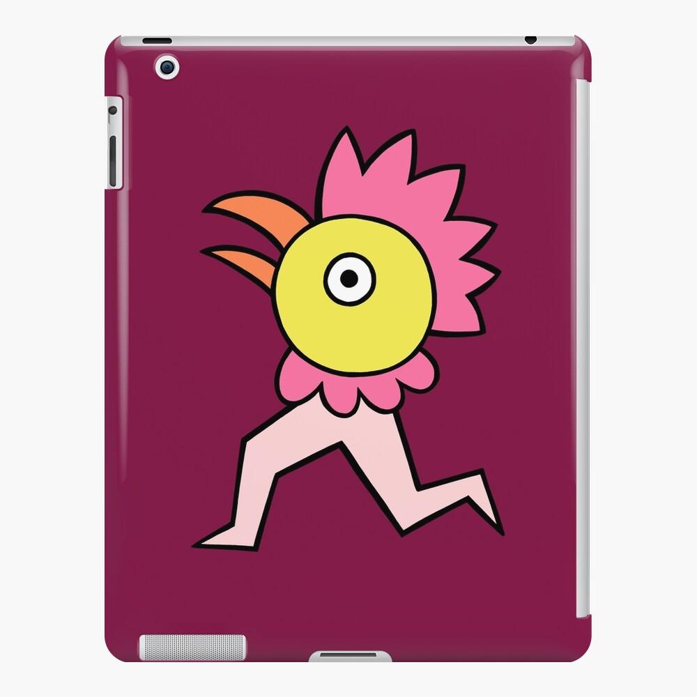 Run run chicken boy iPad Case & Skin
