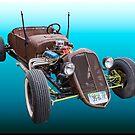 1926 Ford Ratrod by Bryan D. Spellman