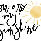 you are my sunshine by shelbiefran