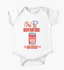 BOYARDEE 2 One Piece - Short Sleeve