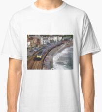 First Great Western 43192 at Dawlish Classic T-Shirt