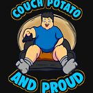 Couch Potato and Proud by HomeCinemaGuide