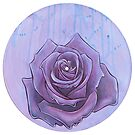 Rose Vinyl by Alexis Moulds