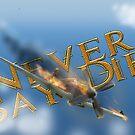 Never Say Die by pixelBender67