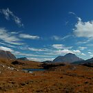 Cul Mor , CulBeag and Stac Polly by Alexander Mcrobbie-Munro