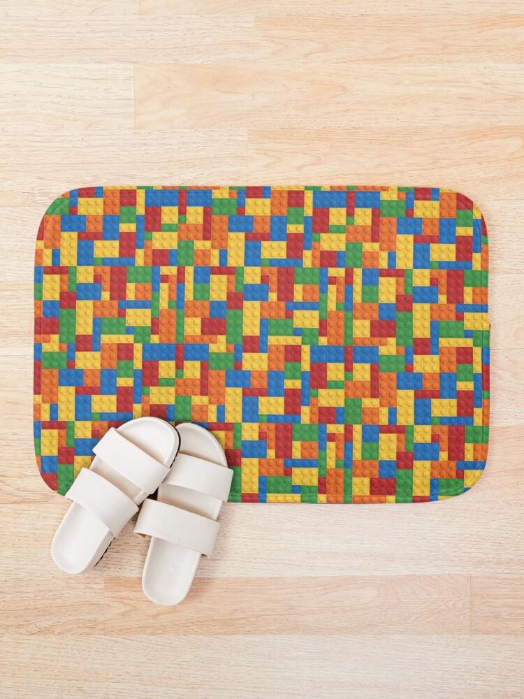Alternate view of LegoLove Bath Mat