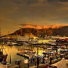 Cape Town Waterfront by Anton Alberts