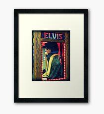 The King of  Fortune Tellers Framed Print