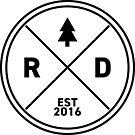 RD Logo Black 2019 by RuffittDesign