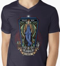 The 10th Men's V-Neck T-Shirt