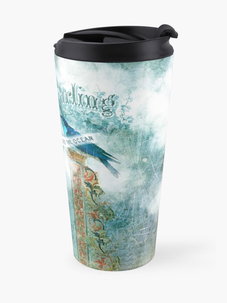 Alternate view of Birdie Darling Travel Mug