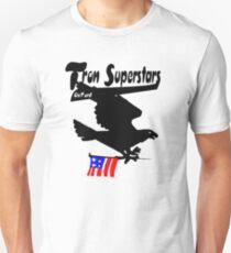tron superstars eagle tshirt Unisex T-Shirt