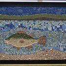 Murray Cod Mosaic by Rochelle Buckley